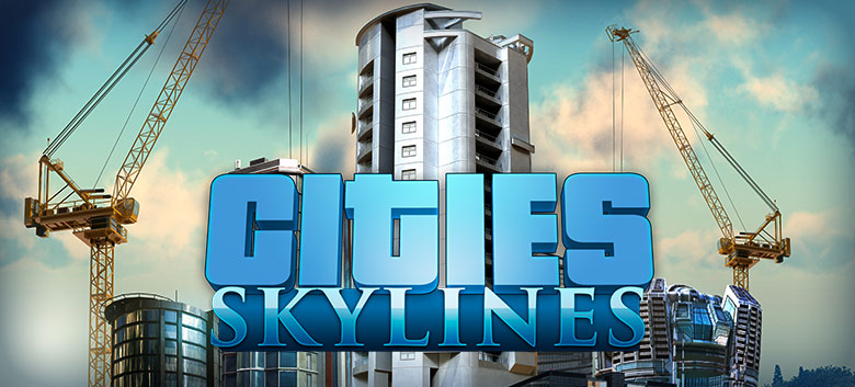 City Skyline Logo Cities Skylines is Everything